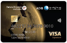 ADIB - Rotana Rewards Exclusive Visa Card