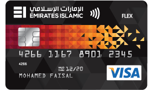 Emirates Islamic - Flex Platinum Credit Card