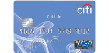 Citilife Silver Credit Card