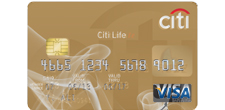 Citilife Gold Credit Card