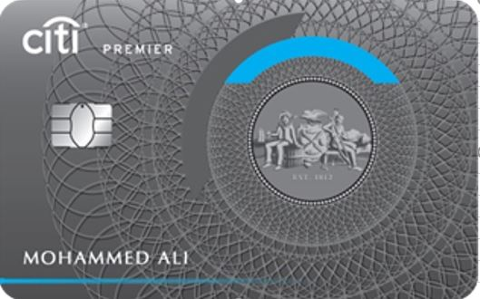 Citibank - Citi Premier Credit Card