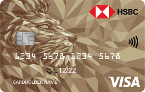 HSBC - Visa Gold Credit Card