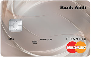 Bank Audi - Titanium Credit Card