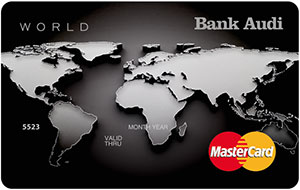 Bank Audi - World MasterCard