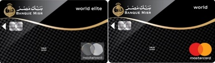 Banque Misr - World Elite Card