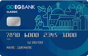 Egypt Gulf Bank - Classic Credit Card