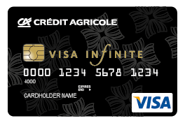 CAE - Infinite Credit Card