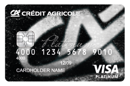 CAE - Platinum Credit Card
