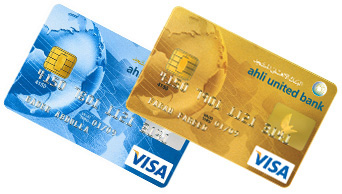 Ahli United Bank - Classic and Gold Credit Cards