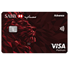 SABB - Advance Visa Platinum Credit Card