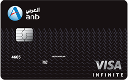ANB - Infinite Credit Card