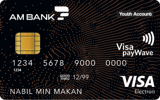 AM Bank - Youth Card