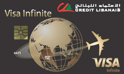 Credit Libanais - Visa Infinite Credit Card