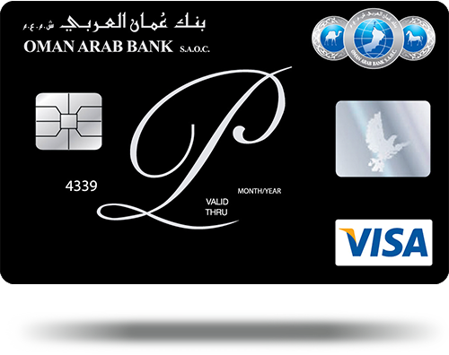Oman Arab Bank - Platinum Credit Card