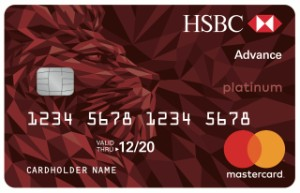 HSBC - Advance Credit Card