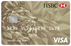 HSBC - Gold Credit Card