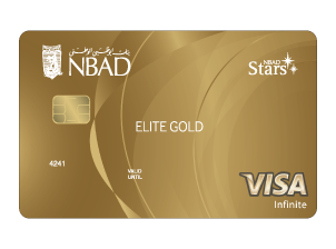 NBAD - Visa Infinite Credit Card
