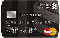 Standard Chartered Bank - Titanium Credit Card