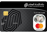 Union National Bank - Titanium Credit Card