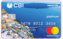 CBI Rewards Platinum Credit Card