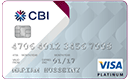 CBI Visa Platinum Credit Card