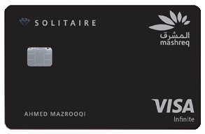 Mashreq - Solitaire Credit Card