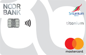 Noor Bank - Srilankan Credit Card