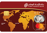 Union National Bank - World MasterCard