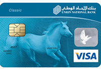 Union National Bank - Classic Visa Credit Card