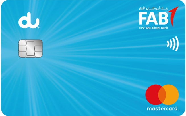 FAB - du Platinum Credit Card