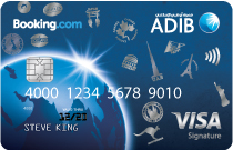 ADIB - Booking.com Signature Card