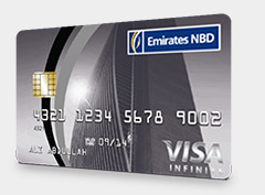Emirates NBD - Infinite Credit Card