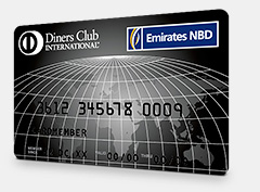 Emirates NBD Diners Club Credit Card