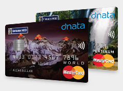 Emirates NBD dnata Credit Card
