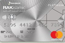 RAKBANK - RAKIslamic Platinum Credit Card