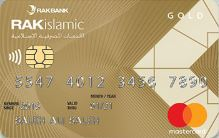 RAKBANK - RAKIslamic Gold Credit Card