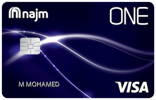 Najm - ONE Cashback Credit Card