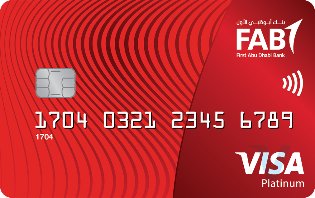FAB - Platinum Credit Card
