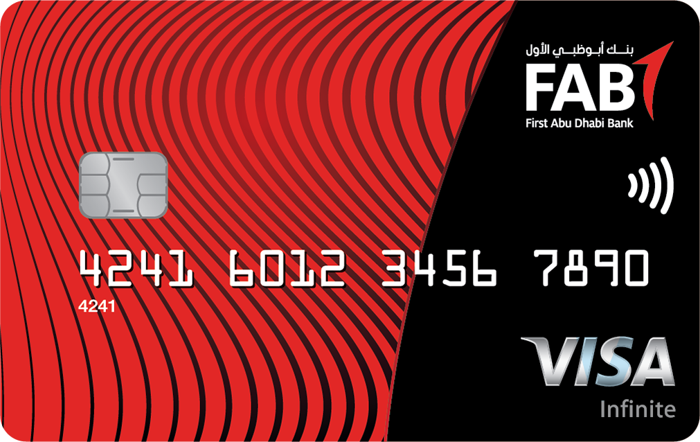 FAB - Visa Infinite Credit Card