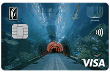 Emirates NBD - U By Emaar Visa Family Card
