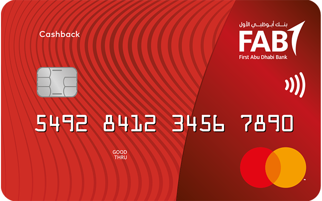 FAB - Cashback Credit Card
