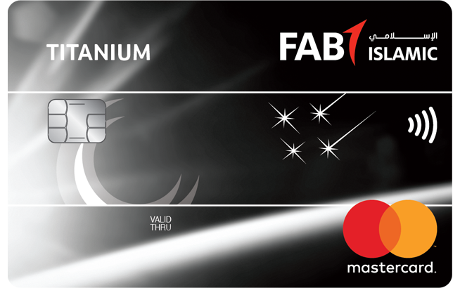 FAB - Islamic Titanium Credit Card